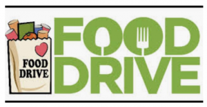 Food Drive Thurs May 21, 2020 at CTK from 10am-7pm!