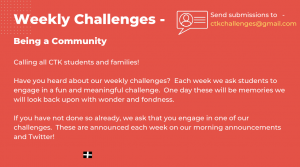 Weekly Challenges – Videos – Watch them here!