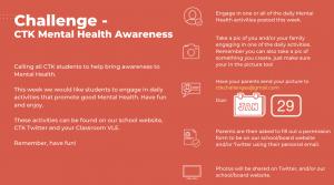 CTK Mental Health Challenge Details